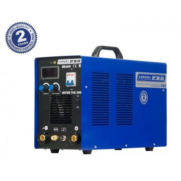 Аппарат аргонодуговой сварки AuroraPRO INTER TIG 300 (TIG+MMA) 220В (MOSFET)
