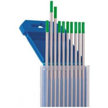 Вольфрамовый электрод WP 2,4/175 (зеленый)