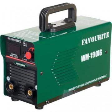 Сварочный аппарат FAVOURITE WM-190IG