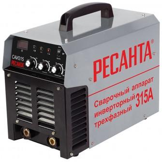Сварочный аппарат Ресанта САИ 315