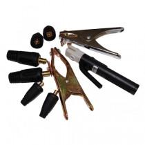 Запчасти, приспособления, кабель, клеммы заземления, электрододержатели (44)