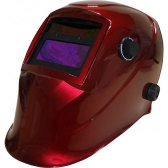 Маска сварщика START-COMFORT c АСФ 550  хамелеон (Красный глянец)