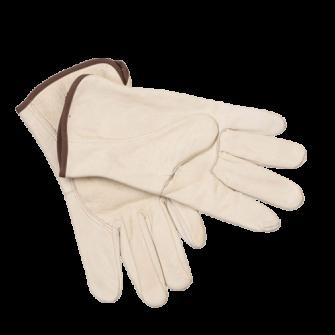 Перчатки кожаные Драйвер люкс